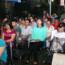 Gia đình cầu nguyện Núi Đức Mẹ cầu cho các bệnh nhân 13/6/2014