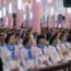 Đức cha Phêrô Nguyễn Văn Khảm giảng lễ bổn mạng Các bà mẹ Công giáo TGP
