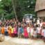 Hình Ban Caritas G.x Vinh Sơn 6: Bó hoa thiêng mừng bổn mạng