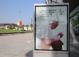 Chỉ một phần tư thế kỷ trước không ai dám mơ có một ngày một vị Giáo Hoàng sẽ đến thăm Albania