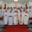 G.x Tân Thông: Thánh lễ mừng Tân Linh mục Chánh xứ Giuse Nguyễn Phát Tài 4/9/2014