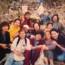 Hình Nhóm  Mười Trái Lựu Chị Huỳnh Dung