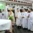 Đức Cha Phêrô giảng lễ vọng Phục Sinh tại Nhà thờ Mỹ Trung, Gp Mỹ Tho
