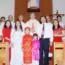 Hình Thánh lễ Tạ ơn & Bổn mạng CĐ Cầu nguyện LCTX tại Nhà nguyện Lòng Chúa Thương Xót 11_4_2015