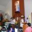Hình Nhà nguyện LCTX: Thánh lễ kỷ niệm 34 năm Đức Mẹ hiện ra tại Mễdu 25/6/2015