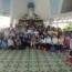 Hình đoàn hành hương liên xứ kính viếng Đức Mẹ Lavang 2/8/2015