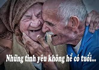 Những tình yêu không hề có tuổi…