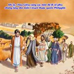 V-2015-CN24TN-TakingCross-Mc8_27-35-Thánh Kinh bằng hình Chúa nhật XXIV Thường niên năm B-Mc-Mt-Lc