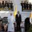 Hình ảnh của Đức Giáo Hoàng Phanxicô tại Mỹ ngày đầu