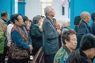 Trung Quốc: Ở gia đình họ Lý, đức tin Công Giáo là truyền thống gia đình