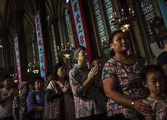 Tình trạng thật sự của Giáo hội ở Trung Quốc