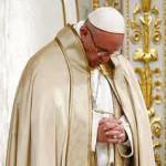 PopeFrancis-25Jan2016-Đức Thánh Cha bế mạc tuần cầu nguyện hiệp nhất Kitô