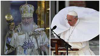 Gặp gỡ giáo hoàng-thượng phụ ở Cuba: Bức tường phân cách Diocletian sẽ bị sụp đổ
