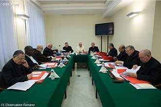 Vatican Họp Hội đồng Hồng y tư vấn về việc phân quyền và thành lập các cơ quan mới trong Giáo triều