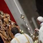 PopeFrancis-Đức Thánh Cha bế mạc Năm Đời Sống Thánh Hiến