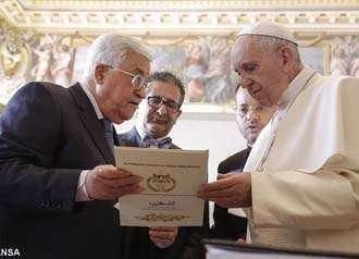 Tòa Thánh hy vọng Israel và Palestine tái đối thoại