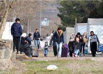 Cha Adday vượt đường dài chăm sóc cho người Iraq tị nạn tại Thổ nhĩ kỳ