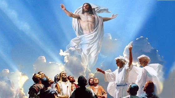 CHÚA NHẬT TUẦN VII PHỤC SINH LỄ CHÚA LÊN TRỜI 24-05-2020